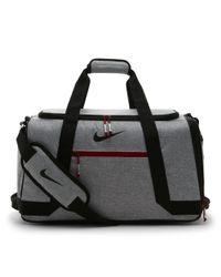 2566776eea5c Lyst - Nike Sport Iii Duffel Bag (silver) in Black for Men