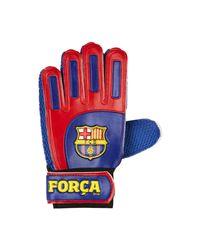 Gants de football Goalkeeper FC Barcelona pour Bébé Nike en coloris Blue