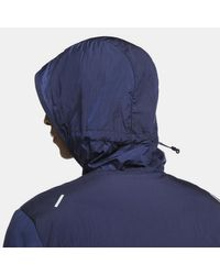 Giacca da running AeroLayer di Nike in Blue da Uomo