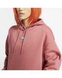 Sweatà capuche Sportswear Swoosh pour Nike en coloris Red