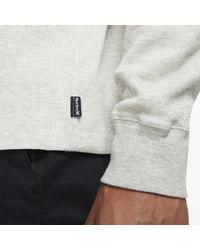 Maglia termica a manica lunga Hurley Dri-FIT Wallie di Nike in Multicolor da Uomo