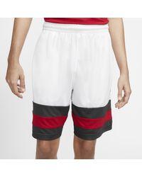 Short de basketball Jordan Jumpman pour Nike pour homme en coloris White