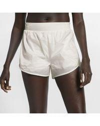 Nike Tempo Tech Pack Shorts White