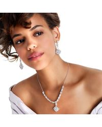 Nina - Multicolor Amara Necklace - Lyst