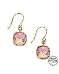 Nina Pink Perla Earring