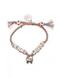 Venessa Arizaga   Orange Exclusive   Let's Roll Bracelet   Lyst