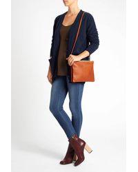 Joseph - Blue Soft Wool V-neck Cardigan - Lyst