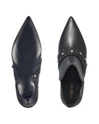 Nine West - Black Zorolla Pointy Toe Booties - Lyst