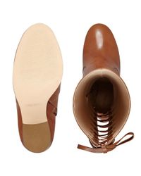 Nine West - Brown Calhoun Tall Boots - Lyst