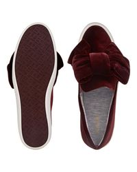 Nine West Red Onosha Slip-on Sneakers