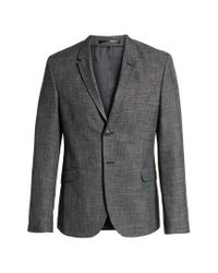 Topman - Gray Sport Coat for Men - Lyst
