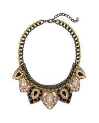 BaubleBar | Brown Empress Necklace | Lyst