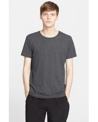 ATM | Gray Cotton Jersey T-shirt for Men | Lyst