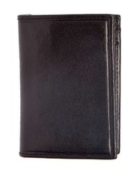 Trafalgar | Black 'hawthorne' Money Clip Wallet for Men | Lyst