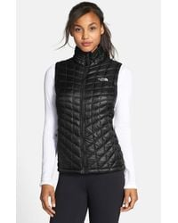 The North Face Black 'Thermoball' Primaloft Vest