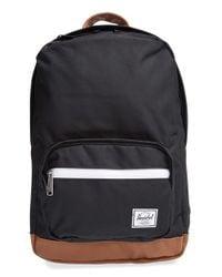 Herschel Supply Co. | Black 'pop Quiz - Mid Volume' Backpack | Lyst
