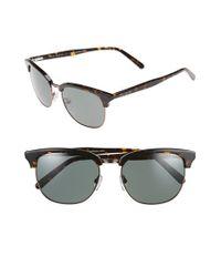 Ted Baker | Brown 54mm Polarized Sunglasses for Men | Lyst