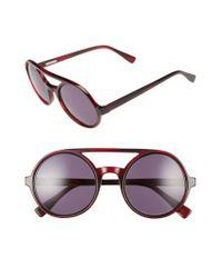 Derek Lam - Multicolor 'morton' 52mm Sunglasses - Lyst