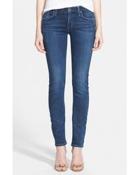 Citizens of Humanity | Blue Arielle Slim Jeans | Lyst