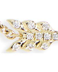 Roberto Coin Metallic Diamond Arrow Bracelet