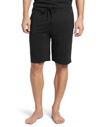 Polo Ralph Lauren Black Sleep Shorts for men