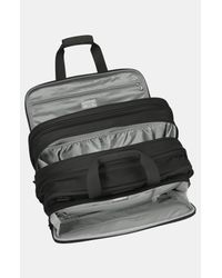 Briggs & Riley Green Expandable Cabin Bag