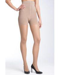 Donna Karan Natural Donna Karan 'sheer Satin Ultimate Toner' Pantyhose