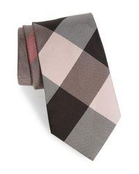 Burberry | Multicolor Clinton Silk Tie for Men | Lyst