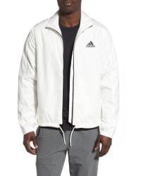 Adidas White Light Insulated Jacket for men