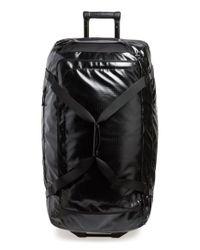 Patagonia 'black Hole' Rolling Duffel Bag for men