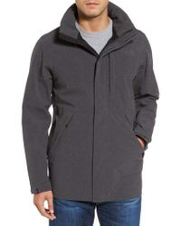 The North Face - Gray Apex Flex Gore-tex Disruptor Parka for Men - Lyst