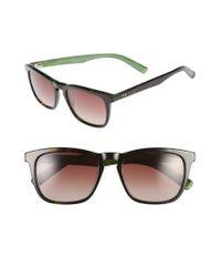 Ted Baker Green 53mm Sunglasses for men