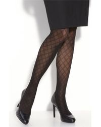 Spanx - Black Spanx 'trinket' Tights - Lyst