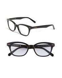 kate spade new york | Black Rebecca 49mm Reading Glasses | Lyst