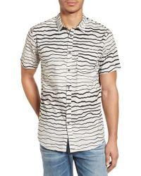 Billabong - White Sundays Lines Shirt for Men - Lyst