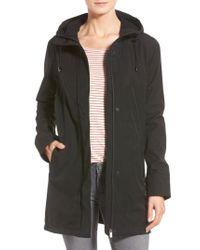 Ilse Jacobsen | Black Hooded Raincoat | Lyst