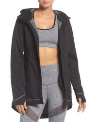 Zella - Black At The Edge Softshell Jacket - Lyst