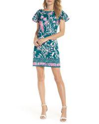 Lilly Pulitzer - Blue Lilly Pulitzer Marah Shift Dress - Lyst