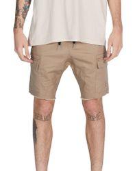 Zanerobe - Multicolor Sureshot Cargo Shorts for Men - Lyst