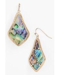 Kendra Scott | Multicolor Alex Drop Earrings | Lyst