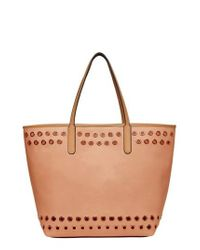 Urban Originals Multicolor Wonderland Faux Leather Tote & Shoulder Bag