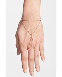 Lana Jewelry - Metallic 'mystiq' Hand Chain - Lyst