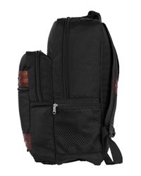 Club Glove Black 'trs Ballistic - Executive' Backpack for men