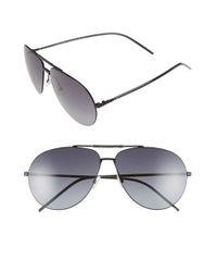 Dior Homme | Black 62mm Aviator Sunglasses for Men | Lyst