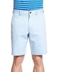 Nordstrom - Blue Bedford Shorts for Men - Lyst