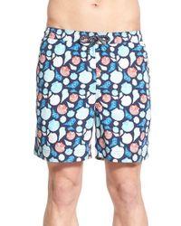 Nordstrom - Blue Swim Trunks for Men - Lyst