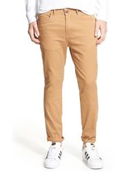 Imperial Motion | Natural 'mercer' Slim Fit Chinos for Men | Lyst