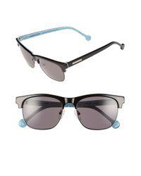 Jonathan Adler - Black 'ipanema' 55mm Sunglasses - Lyst