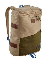 Patagonia | Natural 'toromiro' Backpack for Men | Lyst