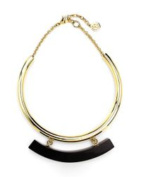 Ben-Amun | Metallic Collar Necklace | Lyst